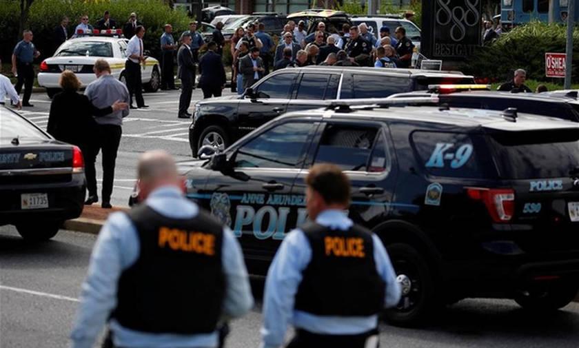 Μέριλαντ: Συμβάν με πυροβολισμούς - Πληροφορίες για «πολλά θύματα»