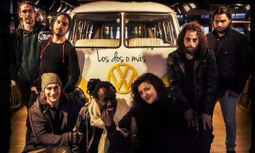 Οι Los Dos o Más για ένα εκρηκτικό live στο Faust
