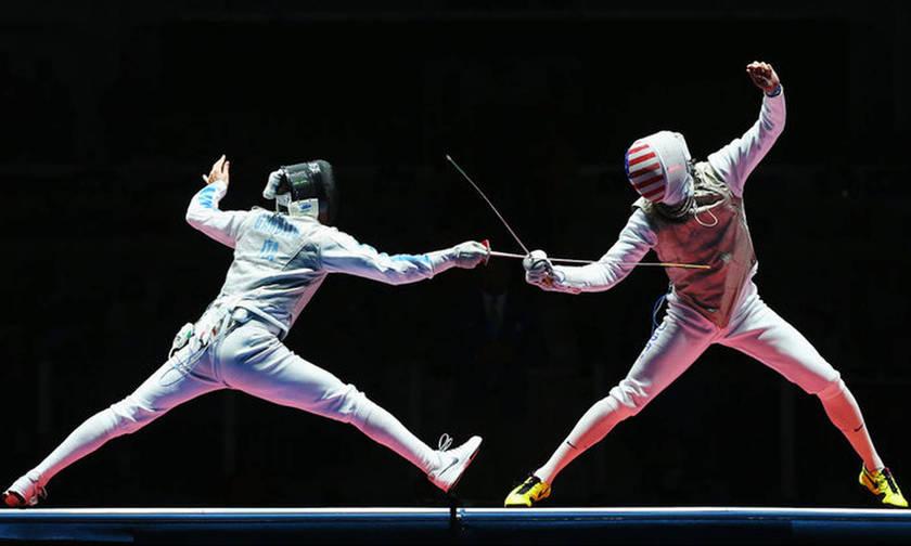 Ξιφασκία: Με δύο αθλητές στο Κύπελλο Ανδρών - Γυναικών ο Ολυμπιακός