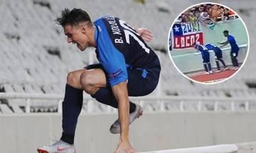 H παρατήρηση της UEFA στην ΑΕΚ Λάρνακας για την επικίνδυνη τάφρο