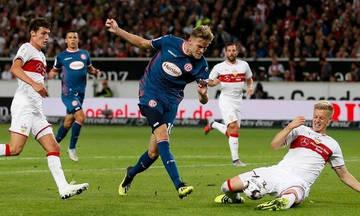 Bundesliga: Ούτε με τη Φορτούνα η Στουτγκάρδη...