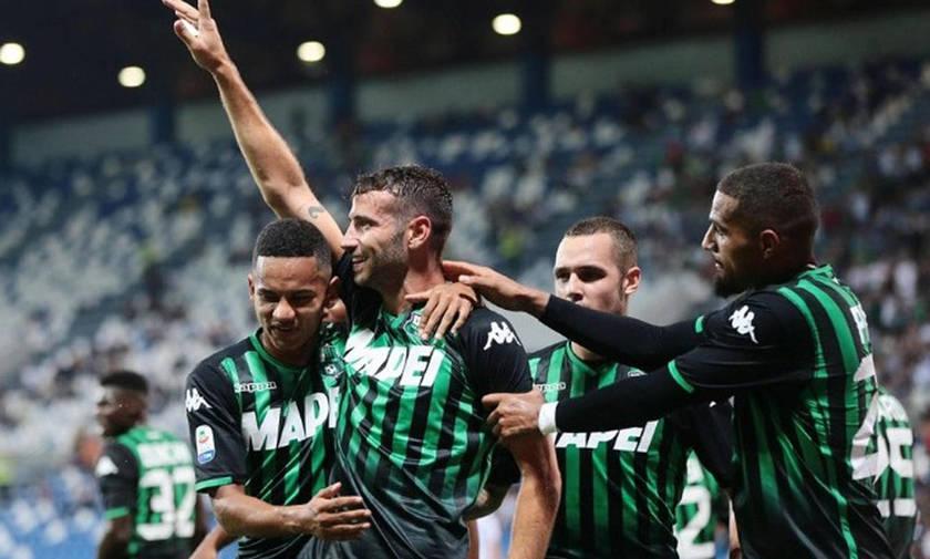 Serie A: Απίστευτη η Σασουόλο