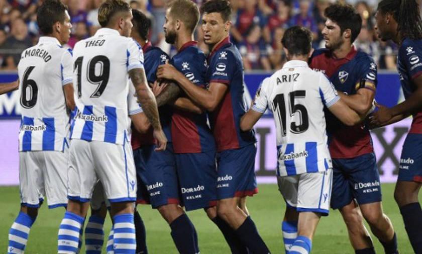 La Liga: Παλικαρίσιο «διπλό» η Σοσιεδάδ