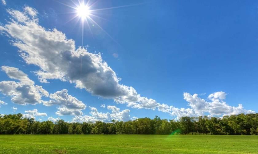 Καλοκαιρινός ο καιρός σήμερα -Μικρή άνοδος της θερμοκρασίας