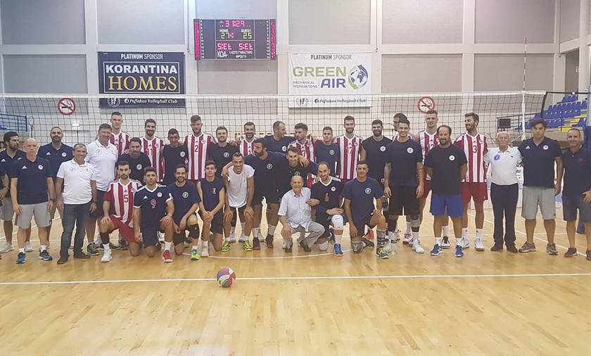 Έχασε ο Ολυμπιακός 3-0 στην Κύπρο, από τον Παφιακό - vid