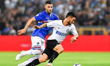 Serie A: Νίκη στο 90' για Ίντερ (Αποτελέσματα και βαθμολογία)