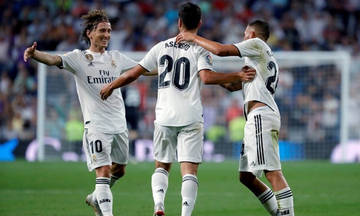 La Liga: Είδε κι έπαθε η Ρεάλ Μαδρίτης...