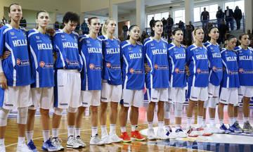 Εθνική Μπάσκετ Γυναικών: Με Γαλλία απόψε στο Παγκόσμιο της Τενερίφης