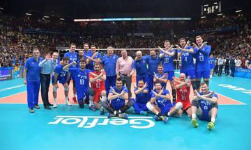 Παγκόσμιο Πρωτάθλημα Βόλεϊ: Αποκλείσθηκαν Ραούβερντινκ, Τερβεπόρτε (πανόραμα)