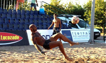 Live Streaming: Ευρωπαϊκό πρωτάθλημα Footvolley