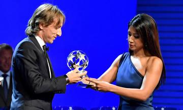 Βραβεία FIFA: Φαβορί ο Μόντριτς