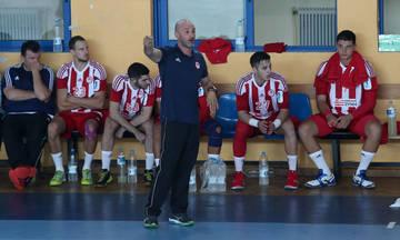 Ζαραβίνας:«Για πρώτο ματς ήμασταν καλοί»
