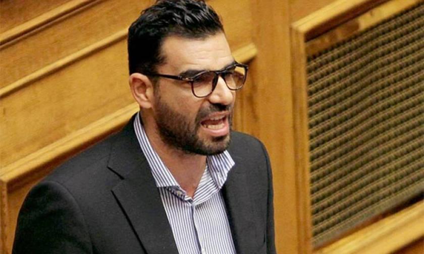 Ξυλοκόπησαν τον βουλευτή του ΣΥΡΙΖΑ Πέτρο Κωνσταντινέα