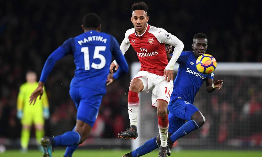 Premier League: Mε ασίστ του Ράμσεϊ η Άρσεναλ 2-0 την Έβερτον (vid)