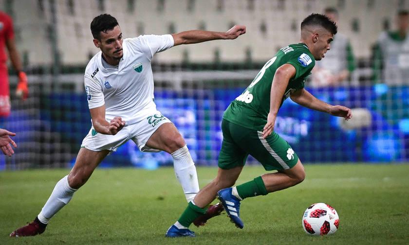 Τα highlights του Παναθηναϊκός-Λεβαδειακός 3-0 (vid)