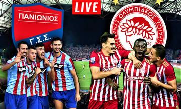 LIVE: Πανιώνιος - Ολυμπιακός (19:30)