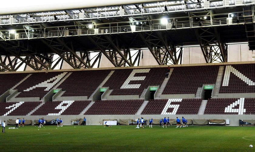 Η πρόταση Κούγια για τη χρήση του AEL FC Arena
