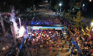 Με 20.000 δρομείς ο Νυχτερινός Ημιμαραθώνιος στη Θεσσαλονίκη!