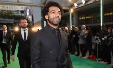 FIFA: Ο Σαλάχ κέρδισε τον Λάζαρο και πήρε το βραβείο για το καλύτερο γκολ της χρονιάς (pic)