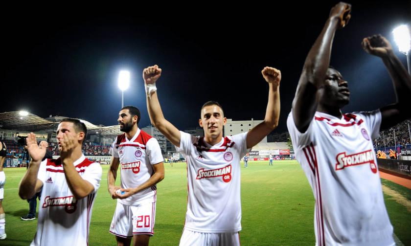 Τα highlights του Πανιώνιος-Ολυμπιακός 0-1 (vid)
