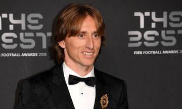 FIFA: Κορυφαίος της χρονιάς ο Μόντριτς