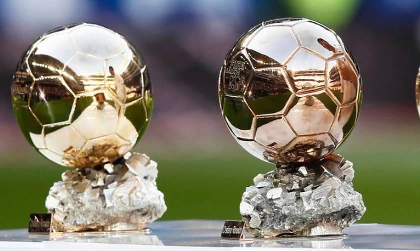 «Χρυσή μπάλα» για γυναίκες και «Τrophee Kopa» για παίκτες U21