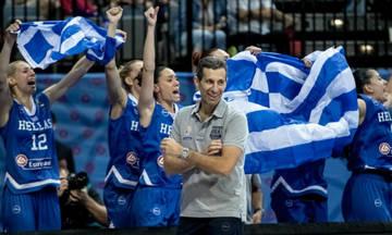 Εθνική Μπάσκετ Γυναικών: Όλα για τη νίκη κόντρα στην Νότια Κορέα