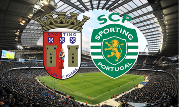 Primeira Liga: Στην κορυφή η Μπράγκα