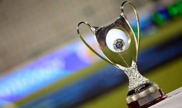 Κύπελλο Ελλάδας: Το σημερινό πρόγραμμα (25/9)