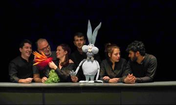 Αγησίλαγος, του Δημήτρη Μπασλάμ στο Θέατρο Μικρό Χορν