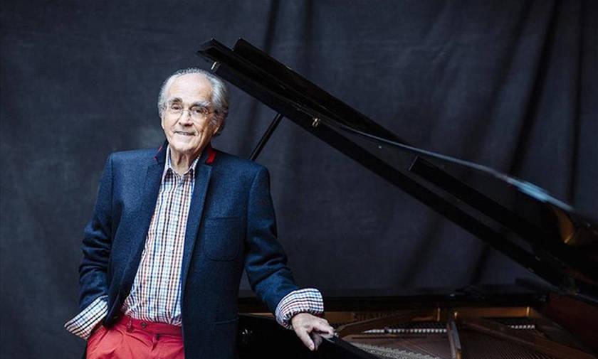 Ο θρύλος της κινηματογραφικής μουσικής, Michel Legrand, στο Ηρώδειο