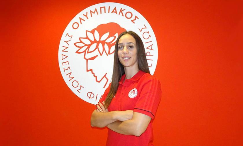 Επίσημο: Ανακοίνωσε την Γραμματικοπούλου ο Ολυμπιακός
