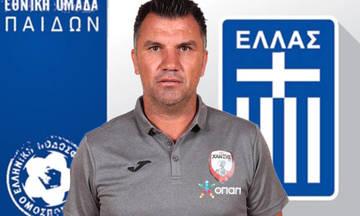 Oι Νέοι 2-0 την Κύπρο σε φιλικό στην Άρτα
