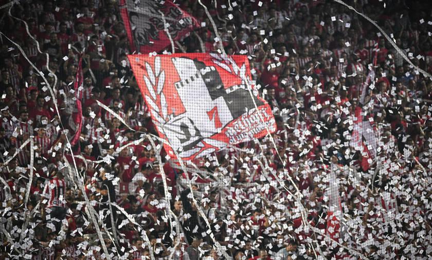 Ολυμπιακός: Έμειναν 4.000 εισιτήρια για το ματς με τον ΠΑΟΚ