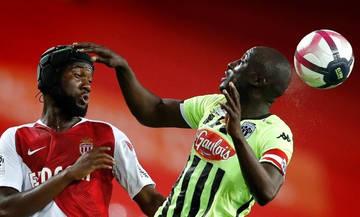 Ligue 1: Η Ανζέ «σόκαρε» τη Μονακό (αποτελέσματα, βαθμολογία)