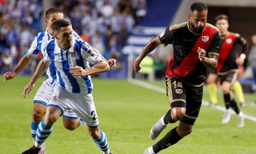 La Liga: «Όρθια» η Ράγιο στο Ανοέτα (αποτελέσματα, βαθμολογία)