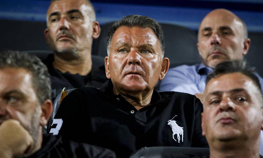 Κούγιας: «Όσο είμαι ιδιοκτήτης της ΑΕΛ, καταργούνται τα δύο πέταλα του AEL FC ARENA»