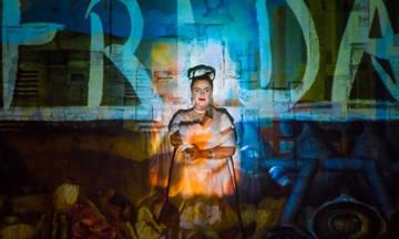 Frida Κι Άλλο, από τους Fly Theatre στο Μικρό Θέατρο της Μονής Λαζαριστών