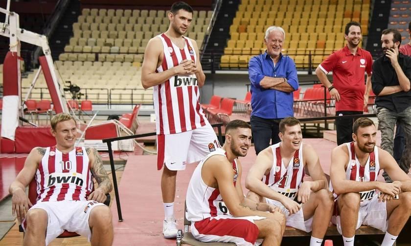 Παπανικολάου: «Ο Σφαιρόπουλος, ο Μπλατ, ο Σπανούλης κι εγώ...»