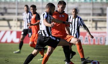 Κύπελλο Ελλάδας: Νικητής ο... άνεμος στα Πηγάδια (0-0)