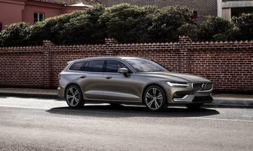 Νέο Volvo V60 από 44.928 ευρώ