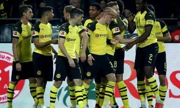 H τρομερή Ντόρτμουντ διέλυσε με 7-0 την Νυρεμβέργη (vid)