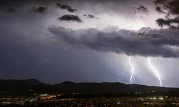 Έκτακτο δελτίο επιδείνωσης καιρού - Αυξημένη η πιθανότητα δημιουργίας μεσογειακού κυκλώνα