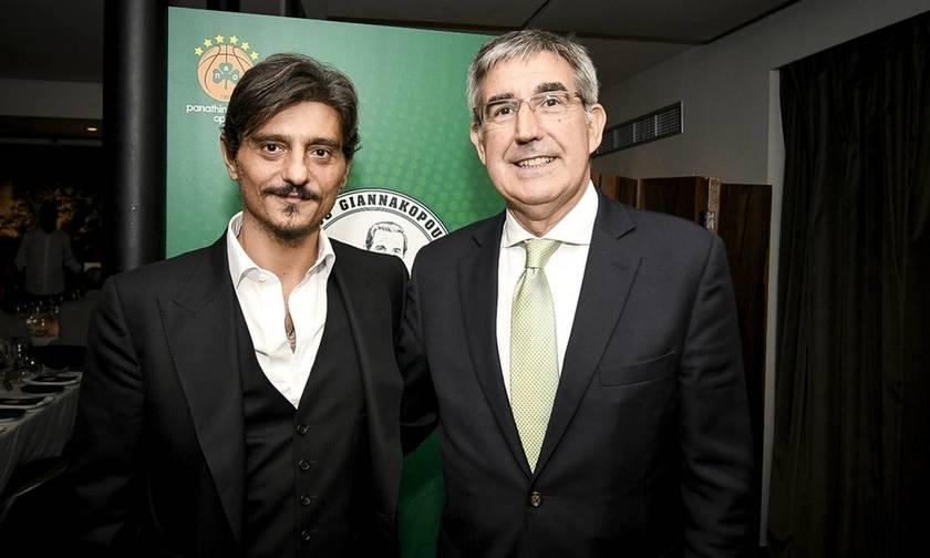 Γιαννακόπουλος για EuroLeague: «Κάναμε και οι δύο λάθη, θα προχωρήσουμε μαζί»