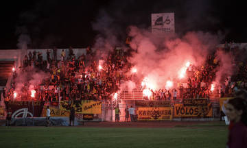 «Μπλόκο» από την Αστυνομία Ηρακλείου στους οπαδούς της ΑΕΚ