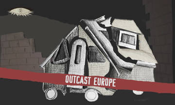 Outcast Europe Exhibition: Έκθεση στο Μπάγκειον