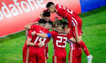 Ολυμπιακός-Λεβαδειακός 1-0: Αποθέωση Τουρέ και λάμψη Γκιγιέρμε
