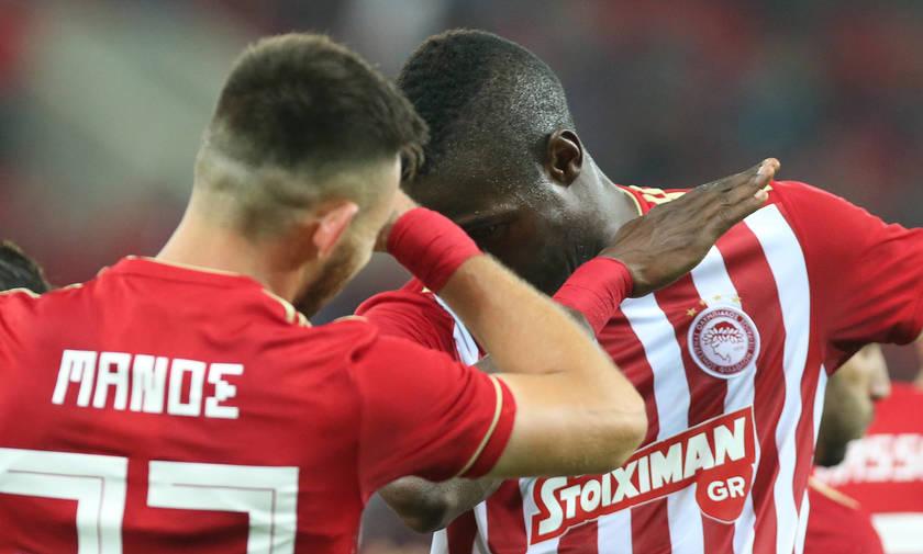 Τα highlights του Ολυμπιακός- Λεβαδειακός 1-0 στο Κύπελλο (vid)