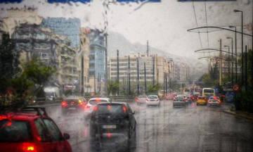 Μεσογειακός κυκλώνας: Νέο έκτακτο δελτίο από την ΕΜΥ: Επικίνδυνα φαινόμενα και στην Αττική