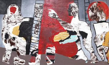 Ancestral Stories: Έκθεση του Στέφανου Φωλίνα στην Art Zone 42